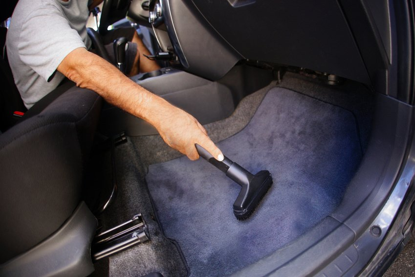 Car Interior Cleaning Services Pune