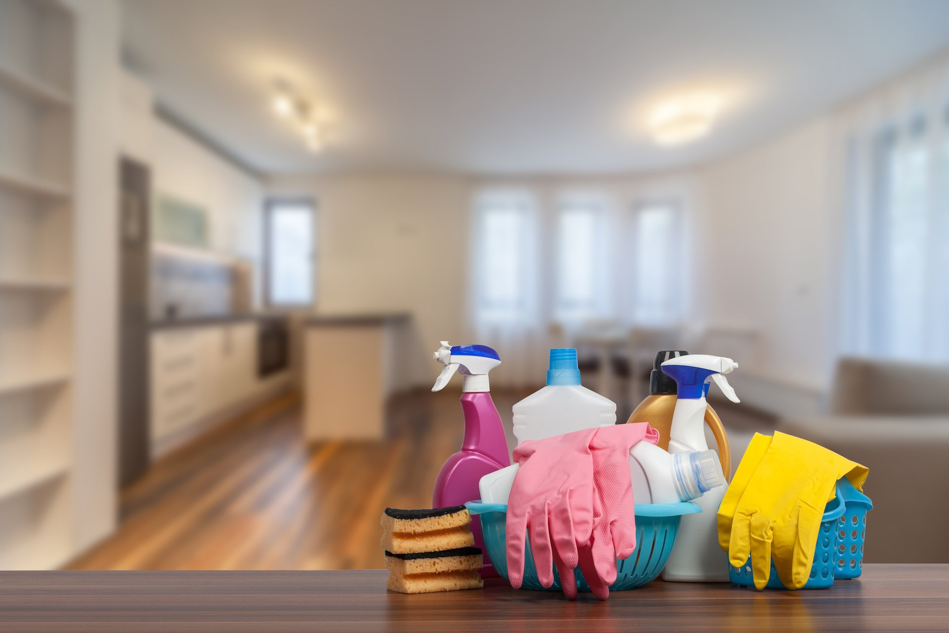 Empty Flat Cleaning Services Pune