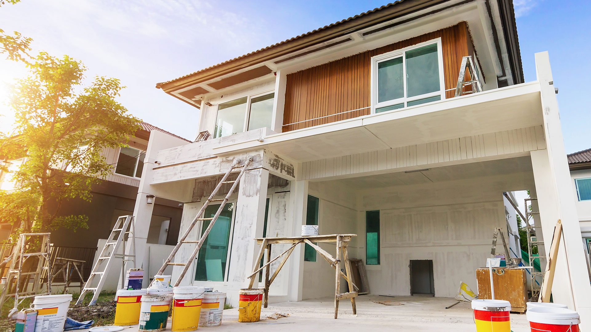 Exterior home painting services Pune