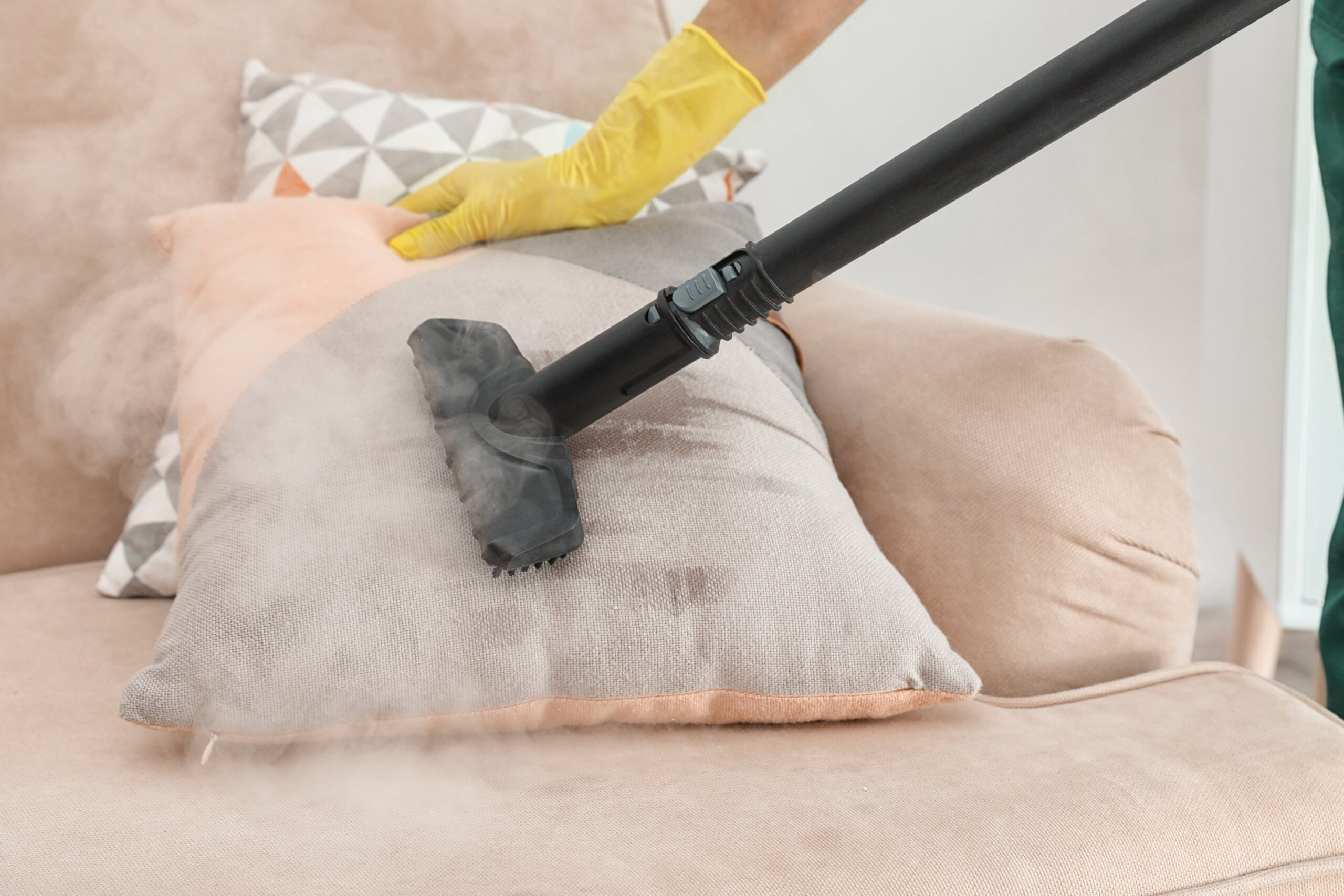Steam Cleaning Services Pune